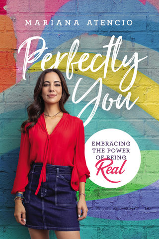Perfectly You: Embracing the Power of Being Real  - Book Cover Image