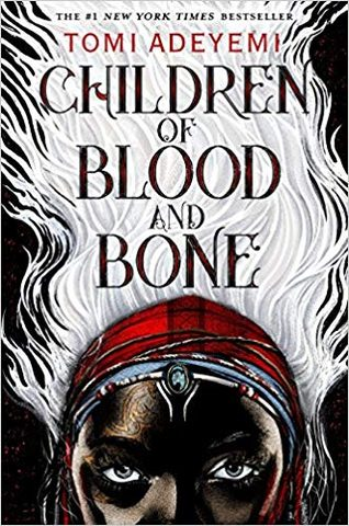 Children of Blood and Bone Book Cover Image