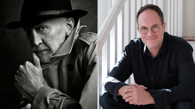 Frank Miller and Tom Wheeler Image